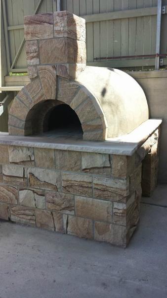 Wood Fired Pizza Ovens Brisbane 0406 50 60 70 Stone