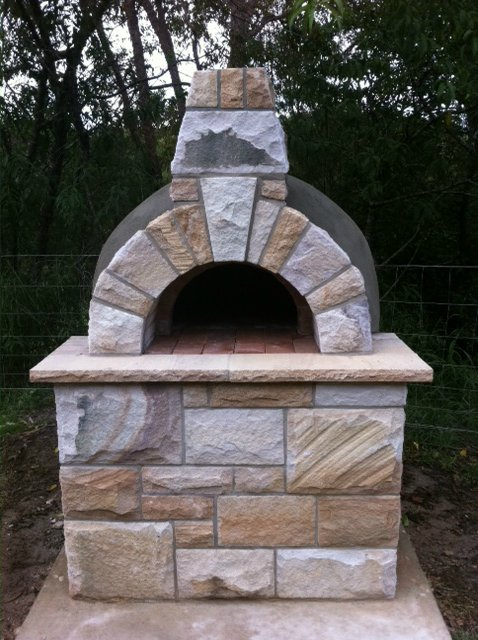 Wood Fired Pizza Ovens Brisbane 0406 50 60 70 Stone Outdoor Wood
