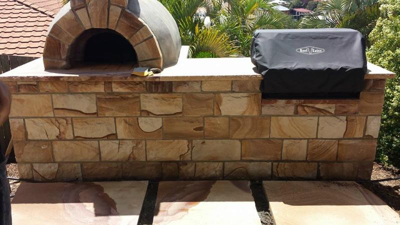 Wood Stone Pizza Stone-pizza-ovens-brisbane