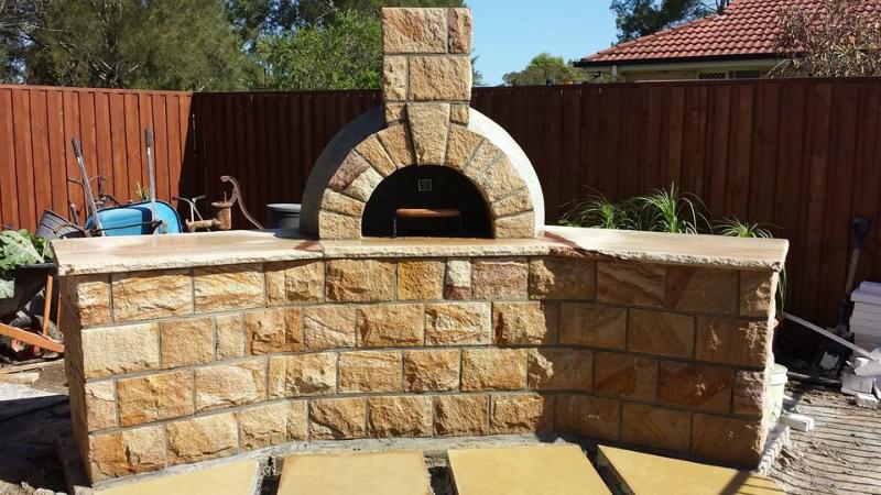 Wood Fired Pizza Ovens Brisbane | 0406 50 60 70 | Stone ...